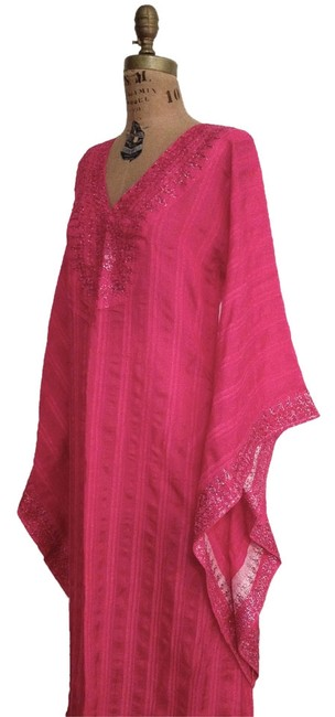 Preload https://item4.tradesy.com/images/india-maxi-dress-pink-4492663-0-0.jpg?width=400&height=650