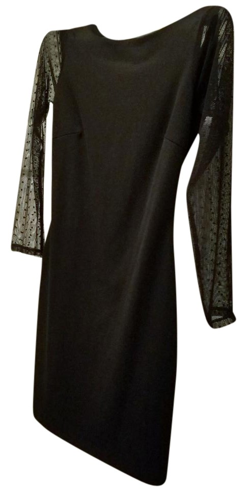 Zara Long Sleeve Evening Dresses