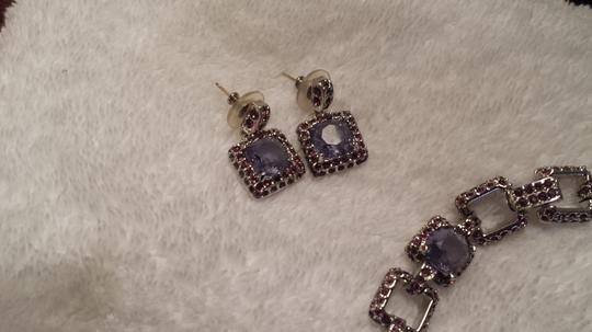 St. John ST JOHN COLLECTION BY MARIE GRAY...EARRINGS and matching necklace