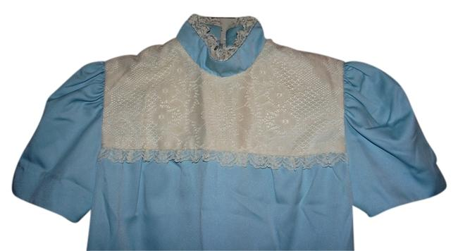 Preload https://item4.tradesy.com/images/blue-classic-house-from-the-late-40s-early-50s-laces-cap-sleeves-white-lace-small-vintage-floral-nas-4493848-0-0.jpg?width=400&height=650