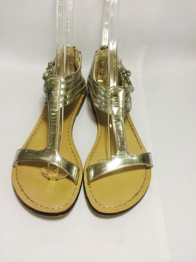 Bmakosky Silver Sandals