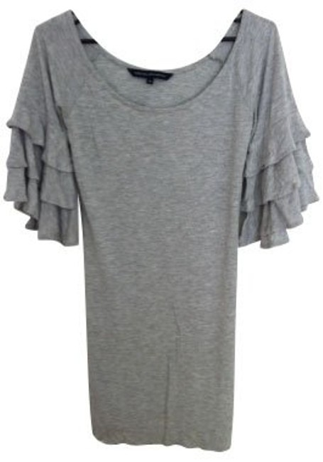 Preload https://item1.tradesy.com/images/french-connection-heather-grey-tunic-size-6-s-450-0-0.jpg?width=400&height=650