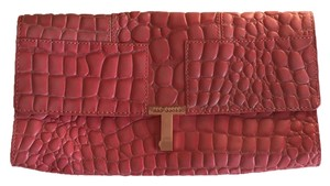 Ted Baker Coral Clutch