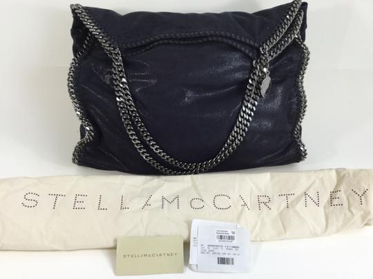 Stella McCartney Hand Tote in Navy