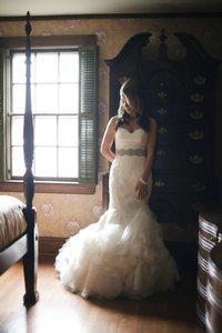 Lazaro 3312 Wedding Dress