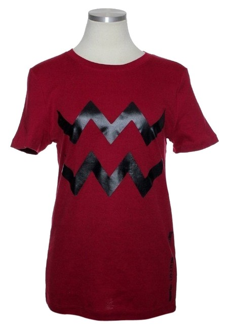 Preload https://item2.tradesy.com/images/norma-kamali-red-organic-cotton-t-shirt-4500586-0-0.jpg?width=400&height=650