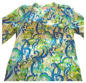 Lilly Pulitzer Top Multi/ Crystal Coast
