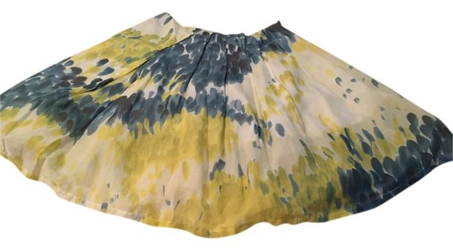 MM Couture Skirt Multi print