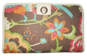 Other Spartina linen wallet
