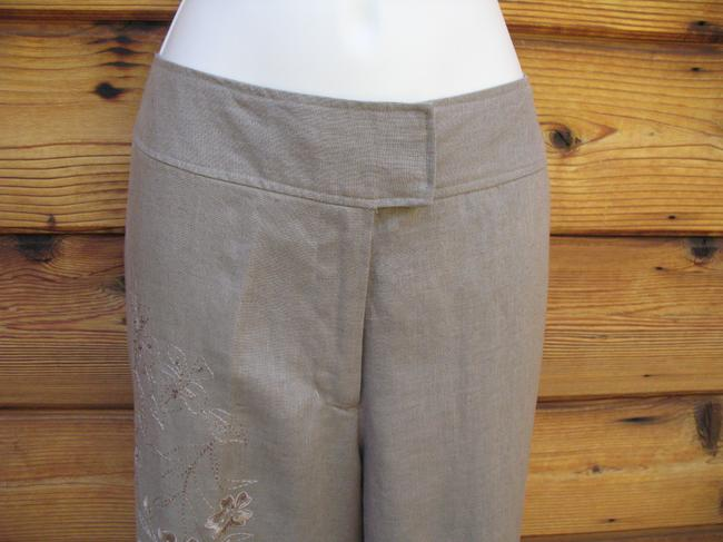 Kenar Wide Leg Pants Brown