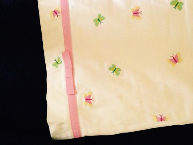 Lilly Pulitzer Yellow Green Skirt White