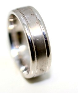 6mm Comfort Fit Platinum Band