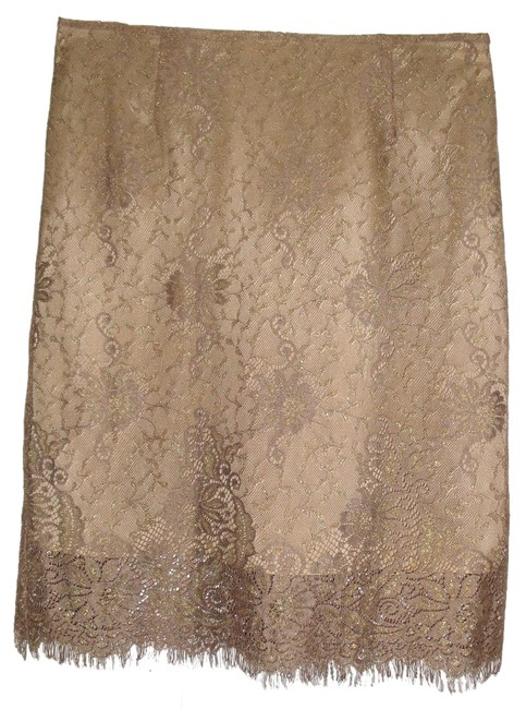 Preload https://item5.tradesy.com/images/next-era-skirt-beige-with-gold-4502359-0-0.jpg?width=400&height=650