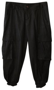 Alice + Olivia Cargo Pants Black