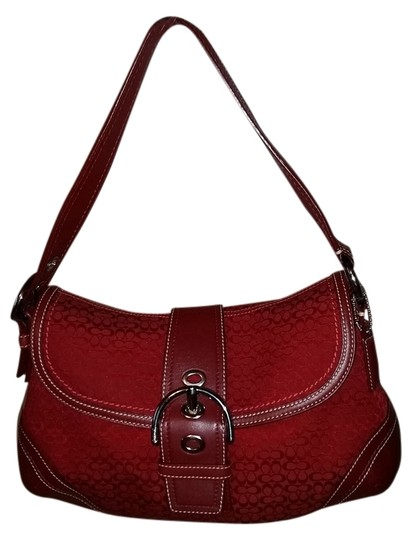 Preload https://item4.tradesy.com/images/coach-red-canvas-shoulder-bag-4502458-0-0.jpg?width=440&height=440