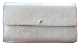 Louis vuitton vernis beige wallet Louis Vuitton Vernis Wallet