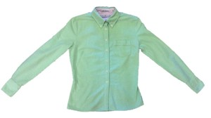 Tommy Hilfiger Button Down Shirt Green
