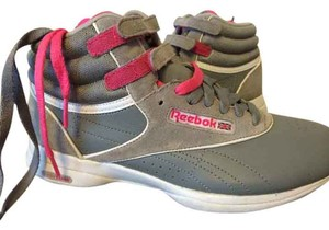 Reebok Grey/Pink Athletic