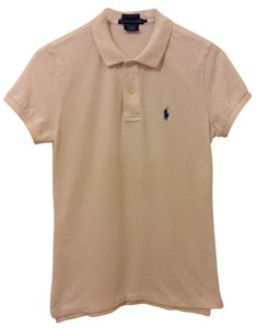 Ralph Lauren Button Down Shirt Cream