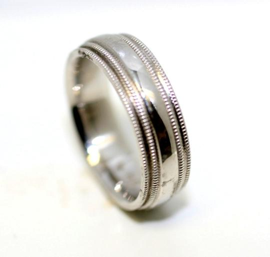 Platinum Men's Wedding Bands