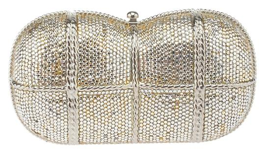 Preload https://item1.tradesy.com/images/judith-leiber-evening-43413-silver-metal-and-crystal-clutch-4503970-0-0.jpg?width=440&height=440
