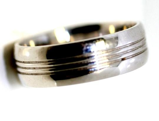 Platinum 7mm Men's Wedding Band