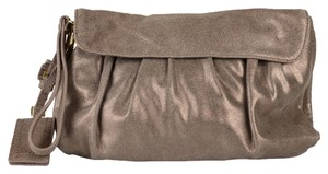 Just Cavalli Gray Clutch