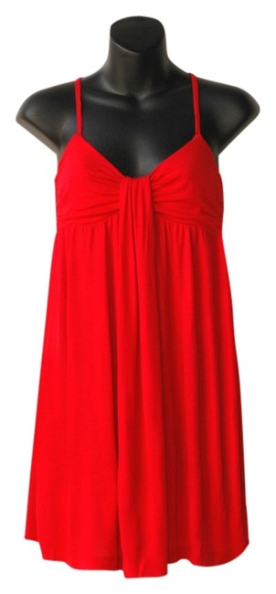 Preload https://item3.tradesy.com/images/french-connection-red-stretch-above-knee-short-casual-dress-size-2-xs-4504942-0-0.jpg?width=400&height=650