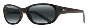 Maui Jim Maui Jim Kuiaha Bay 286-02H Midnight Black / Neutral Grey Polarized Lenses