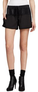 Vince New Dress Dress Shorts Black