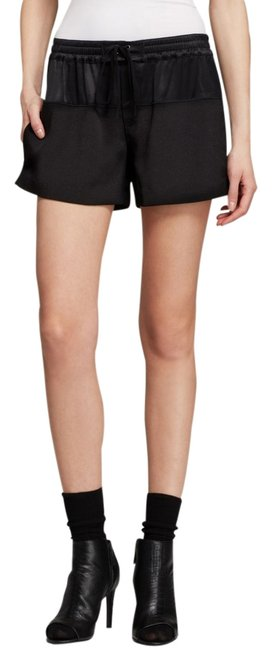 Vince New Relaxed Dress Shorts Black