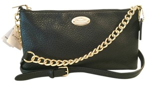 Coach Or Shoulder Gold Tone Chain Outside Pocket Adjustable Strap Last One Available Great Listing Ending Cross Body Bag