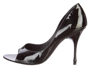 Rochas Black Pumps