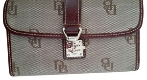 Dooney & Bourke signature dB