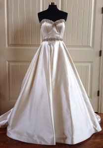 Justin Alexander 8680 Wedding Dress