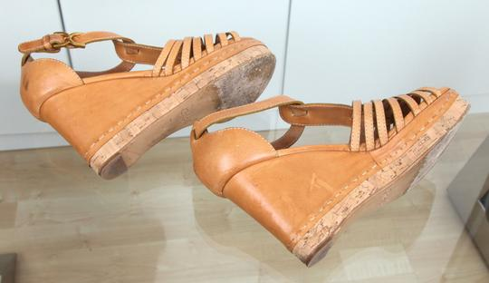 Chloé Beiges Wedges
