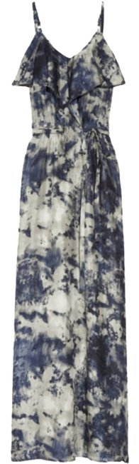 Blue and grey Maxi Dress by Juicy Couture