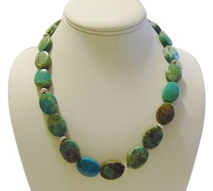 Mine Finds by Jay King Mine Finds by J. King 18 Inch Turquoise Necklace with Extender
