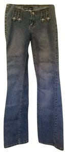 Revolt Jeans Skinny Jeans-Medium Wash