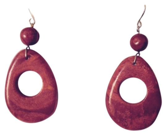 Other Embellished by Leecia Coral Earrings