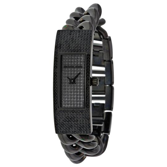 Michael Kors New! Michael Kors Hayden Crystal Pave Black Bracelet Watch
