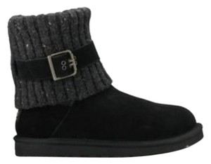 UGG Australia W Cambridge Black Boots