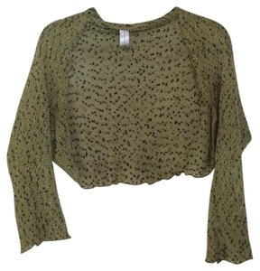 Liz Claiborne Comfortable Casual Metallic Sweater