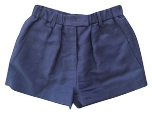 Isabel Marant Dress Shorts Deep eggplant/brown