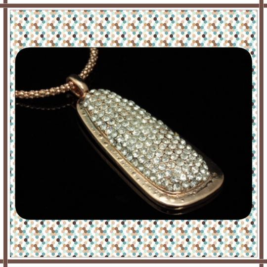 """Other Brand New GP Austrian Crystal """"Good Fortune"""" 30"""" Necklace"""