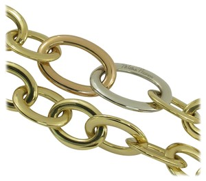 Tiffany & Co. Tiffany & Co. Paloma Picasso Grand Scale Gold Link Necklace