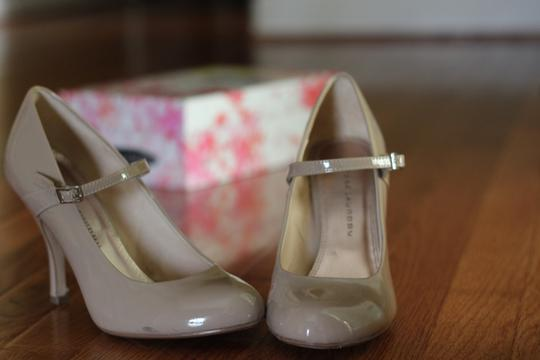 Chinese Laundry Nude Heels Taupe Pumps