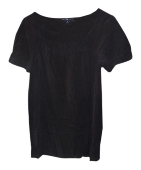 Preload https://item3.tradesy.com/images/gap-black-wear-to-work-square-neck-sleeve-detail-blouse-size-8-m-4515127-0-0.jpg?width=400&height=650