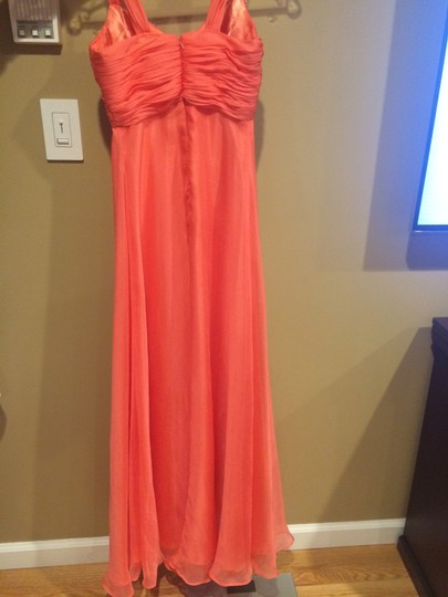 Coral Style 1 Dress