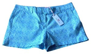 Vineyard Vines Mini/Short Shorts ocean breeze